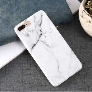 Accessories - NEW iPhone 7/8 Marble Granite Soft TPU Case
